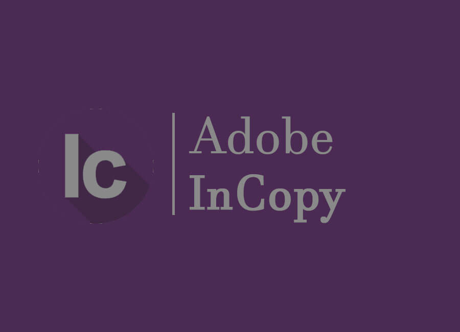 Adobe InCopy crack 2020